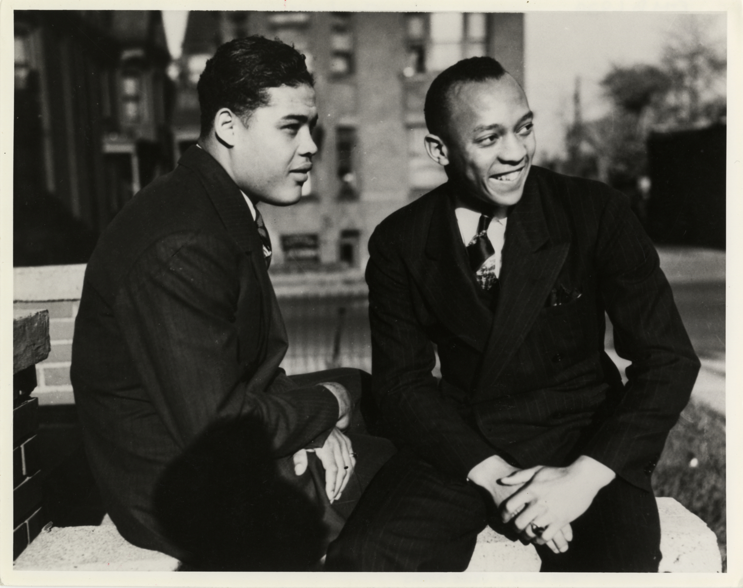 Image result for joe louis and jesse owens