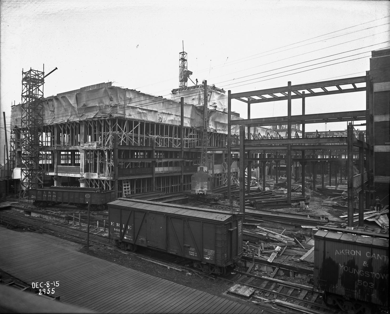 framework of dodge brothers factory