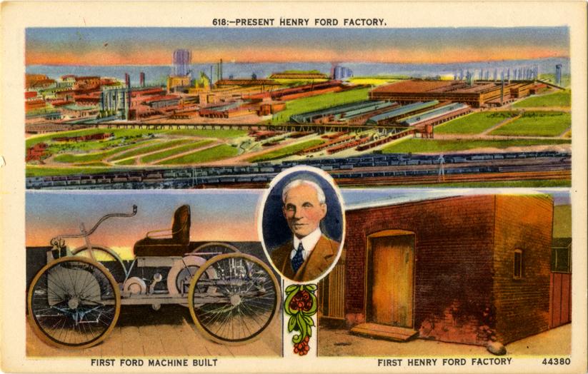 Ford Motor Company Detroit Michigan Impremedia Net